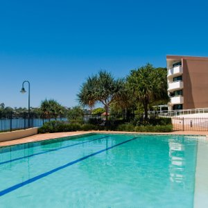 Apartments with Pool, Brisbane