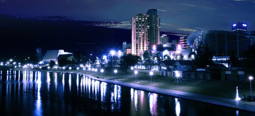 Adelaide Night