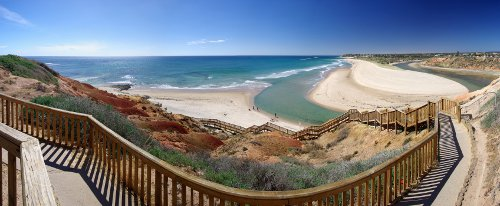 Adelaide Port Noarlunga Beach