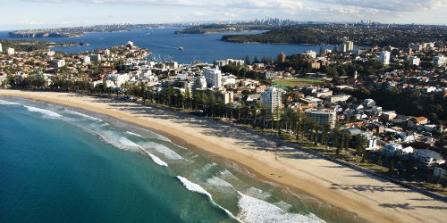 North Sydney: Manly