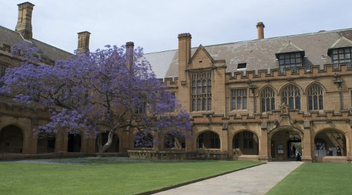 Inner West Sydney: University Quadrangle