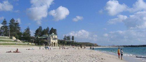 Cottesloe Beach, Western Perth. Image by Bram Souffreau